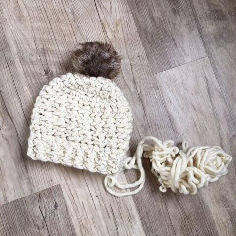 free crochet pattern chunky hat