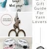 gift guide for yarn lovers, crochet gadgets, unique gift for crocheters, yarn gadgets