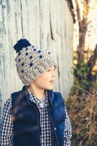 free crochet beanie pattern, unisex crochet beanie pattern