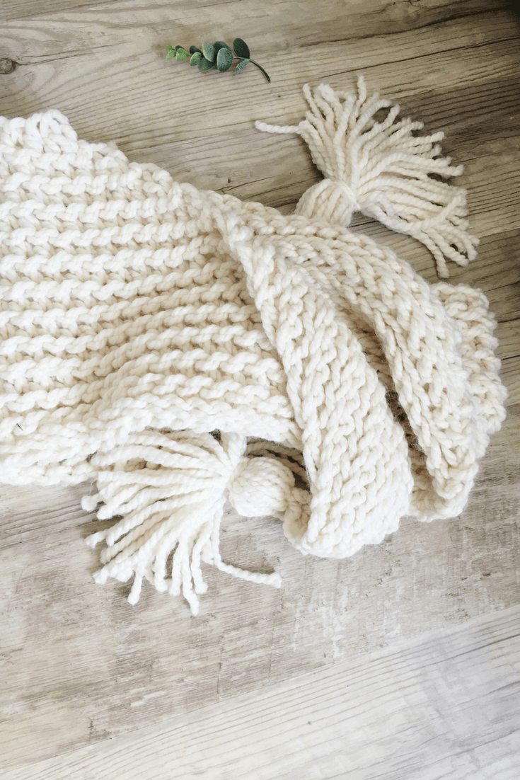 An easy crochet triangle scarf pattern thats great for beginners how to slip stitch in the back loop to create a knit look texture with crochet bankloansurffo Images