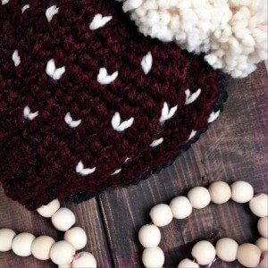 crochet fair isle pattern