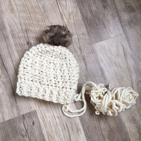 A Chunky Yarn Crochet Pattern To Make a Hat You Will Love