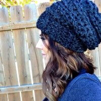 slouchy hat crochet pattern, slouchy beanie crochet pattern, free crochet patterns, crochet pattern for women, best selling crochet for craft fairs