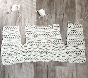 Easy Crochet Baby Vest Pattern : Toddler Crochet Vest Pattern Perfect For Beginners