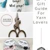 gift guide for yarn lovers, crochet gadgets, unique gift for crocheters, yarn gadgets