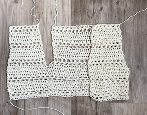 A Boho Chic Baby Crochet Vest Pattern Thats Easy For Beginners