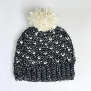 beanie crochet pattern for kids