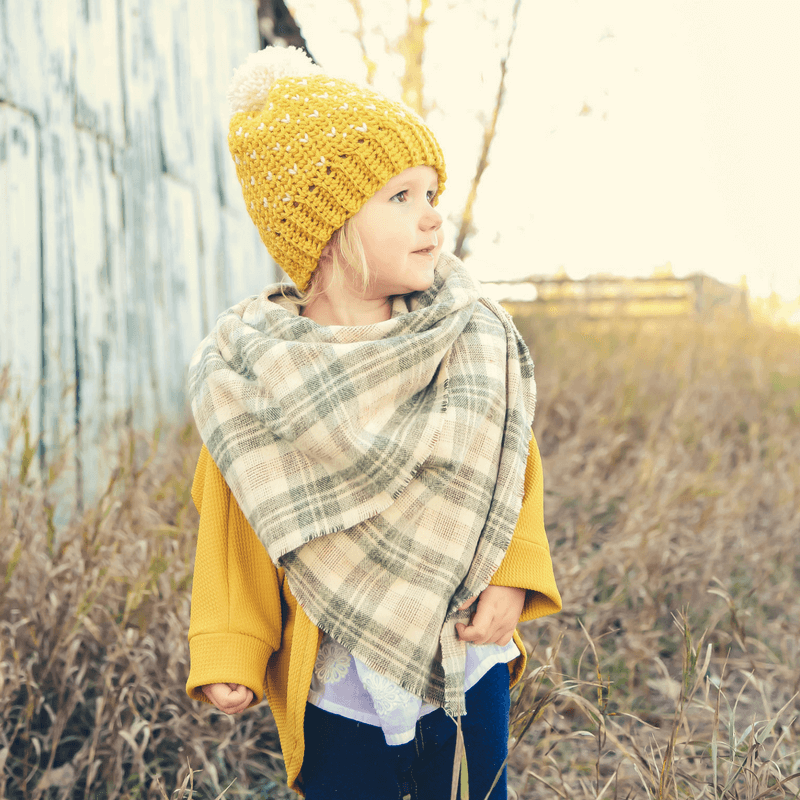 Crochet Patterns For Classic Fair Isle Hats | Sweet Everly B