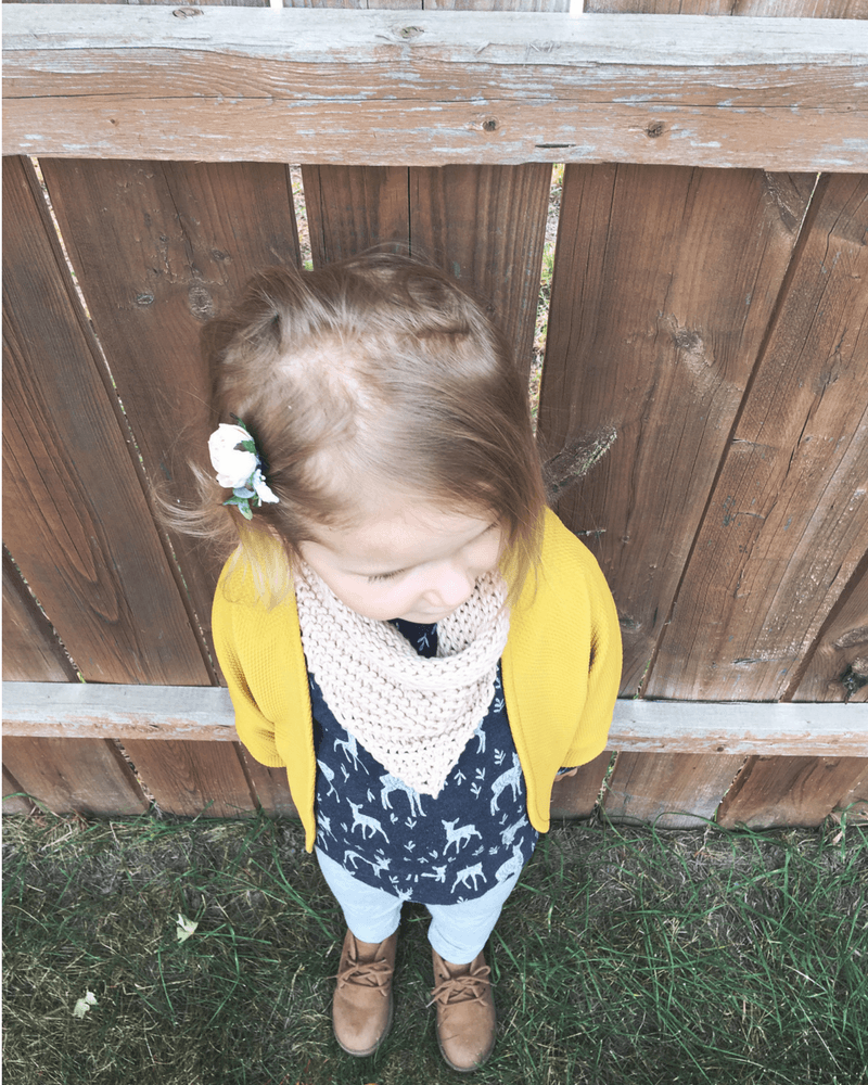 crochet cowl pattern for toddlers and kids