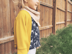 crochet scarf pattern for toddlers