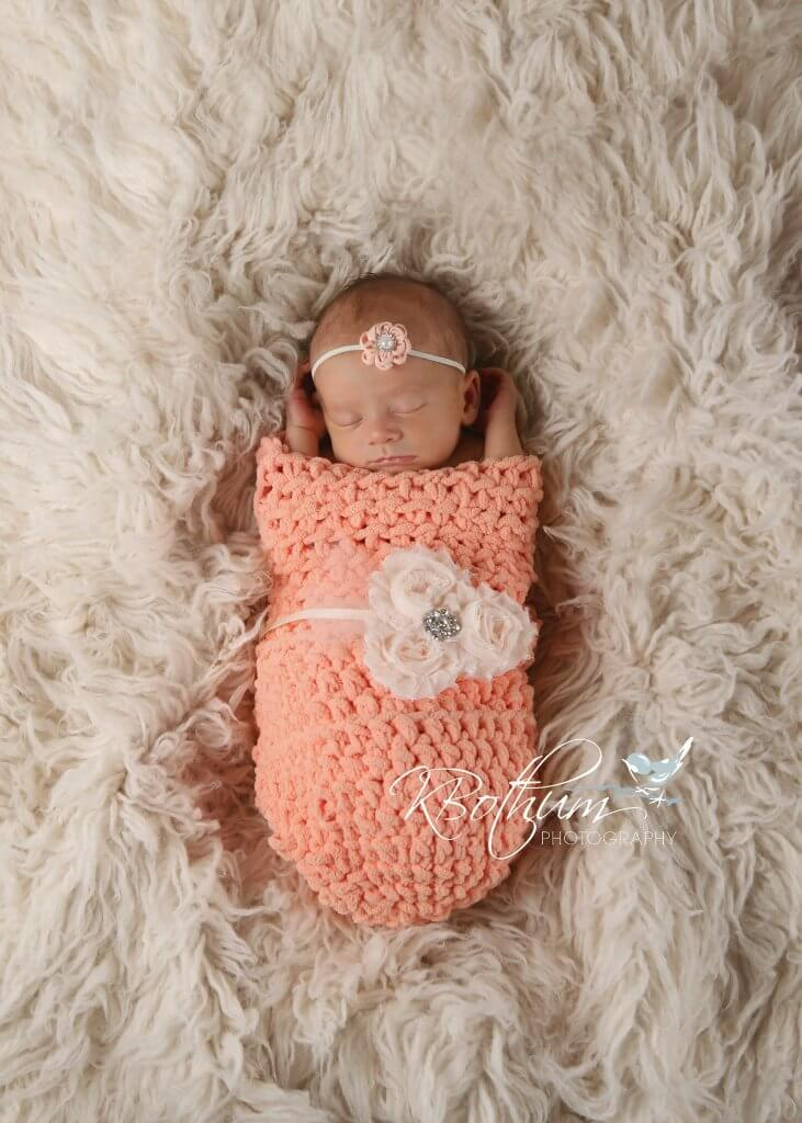 d99b8bc89 How To Crochet A Baby Cocoon That Will Make A Perfect Baby Gift