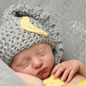 d107d3ee4a3 A free newborn crochet pattern that will be over the moon. Make this baby  moon