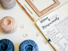 How to set up a crochet project planner that works for you.