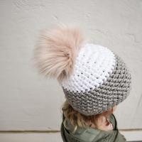 free crochet kids hat pattern