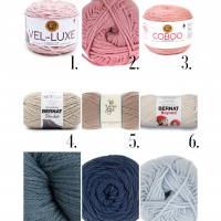 best yarn for baby gifts