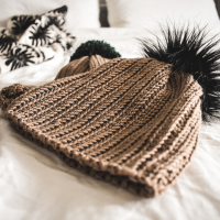a free easy beanie crochet pattern perfect for beginners